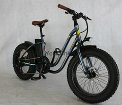 New design folding aluminium electric bike
