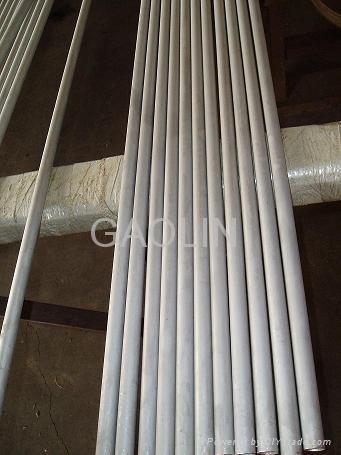 316Ti材质的不锈钢无缝管 1