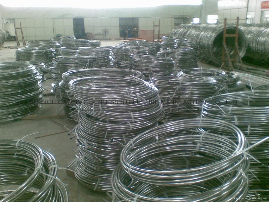 焊接不鏽鋼盤管 1