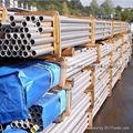 JIS G3459 SUS317LTP/SUS347HTP/SUS316TiTP stainless steel pipes