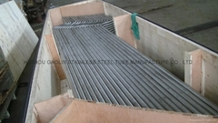 stainless steel pre-heater tubes