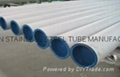 Stainless Steel Structure Tubes/Pipes