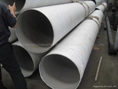 stainless steel seamless tubes/pipes 1.4401