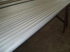 DIN 1.4541材质的不锈钢无缝管