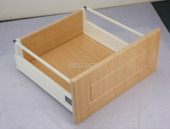 tandembox drawer system D high