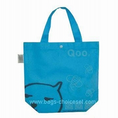 Non-woven Fabric Shopping bag with lovely design