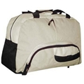 Duffel Bag with Soft Handle Strap