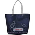 Shopping Bag with Fancy Pattern