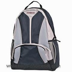 Leisure Backpack with Soft Shoulder Straps