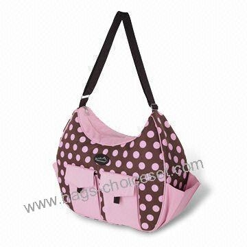 Quilted Fabric Baby Bag with full printing 2