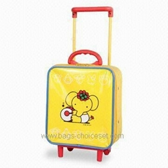 School Trolley Bag with