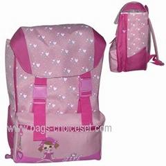 Micro Fiber School Bag