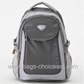 420D Nylon Backpack with leisure design