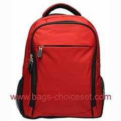 420D Nylon Backpack with bright color