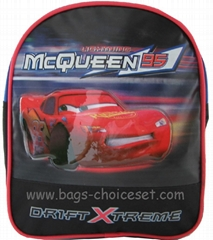 Disney cars Schoolbag