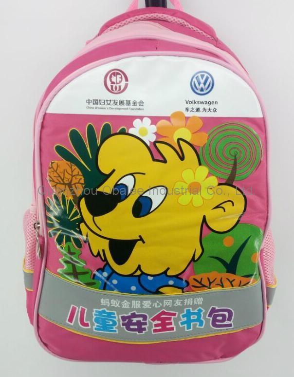 School Bag with lifesaving function 2