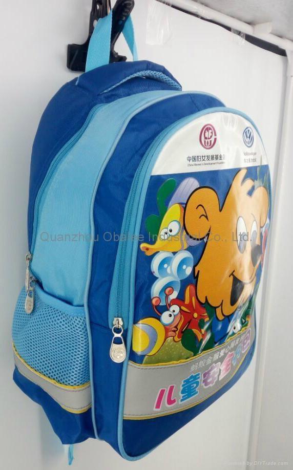 School Bag with lifesaving function 10