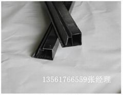 碳纤维方管 碳素管  碳纤维圆管