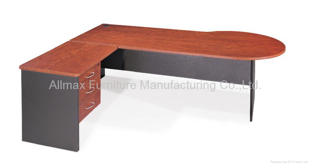 P End Desk (Righthand) 2