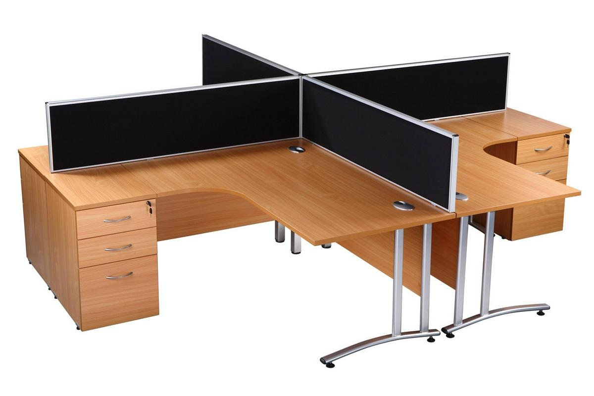 Desk Mounted Screen 1