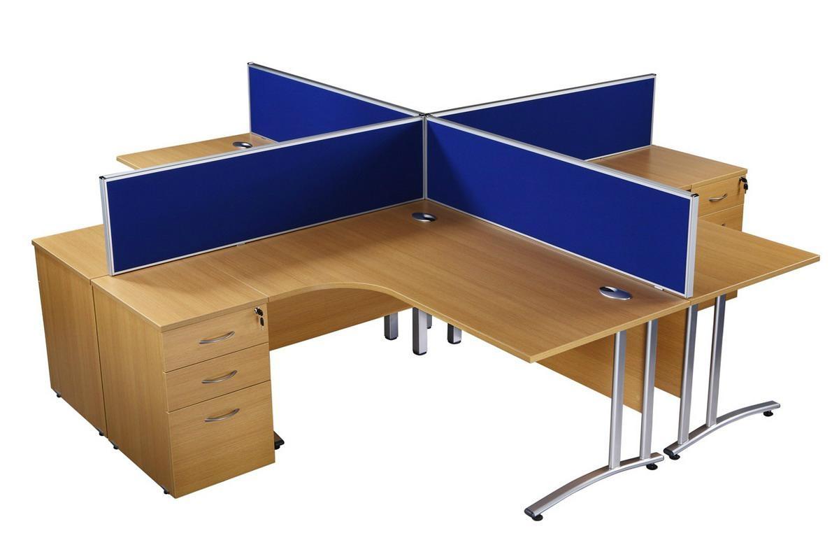 Desk Mounted Screen 3