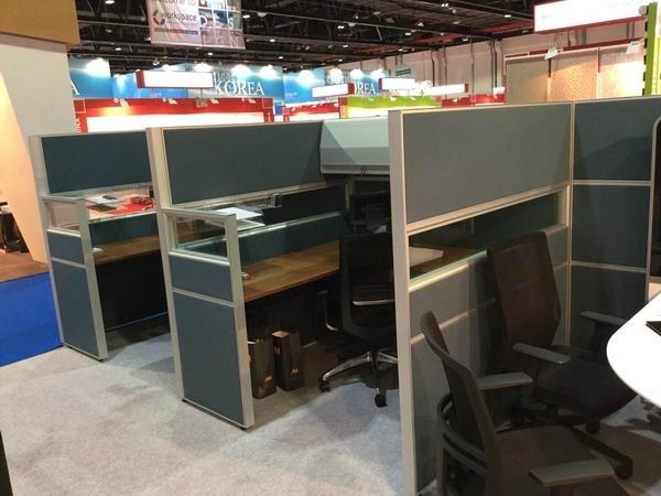 2015迪拜辦公傢具展
