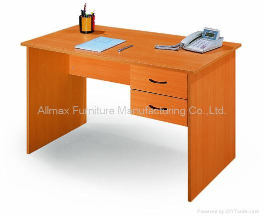 Student Desk with Ped