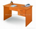 Student Desk with Ped 1