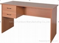 Student Desk with Ped 2