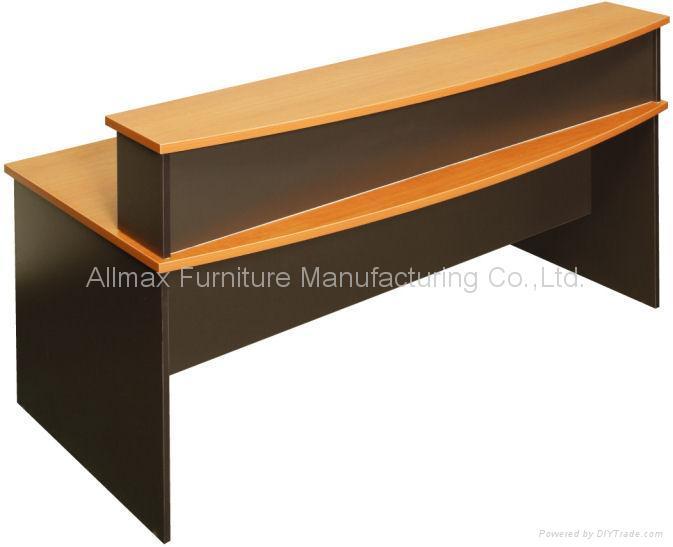 马肚型办公桌 4