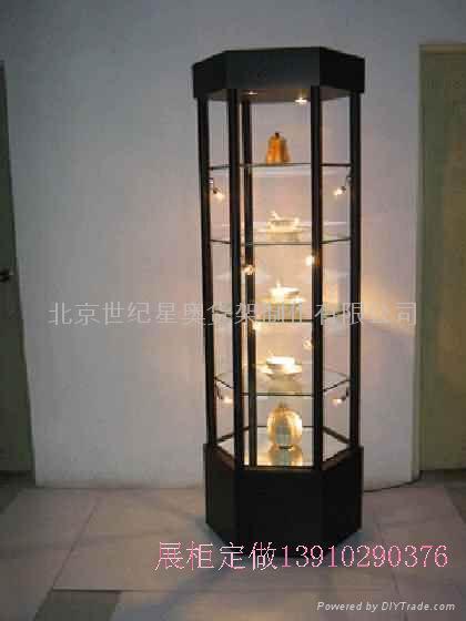 北京貨架批發展櫃銷售精品貨架 1