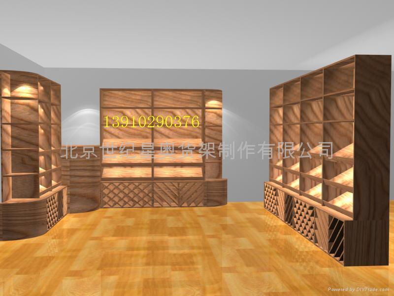 北京貨架批發展櫃銷售精品貨架 4