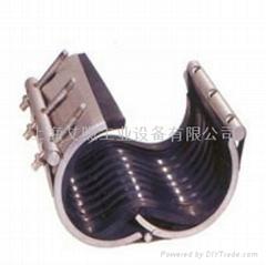折疊式管道修補器