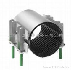板式管道修補器