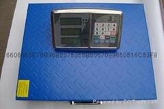 昆明無線便攜式購銷電子台秤