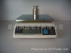 电子计重桌秤  1