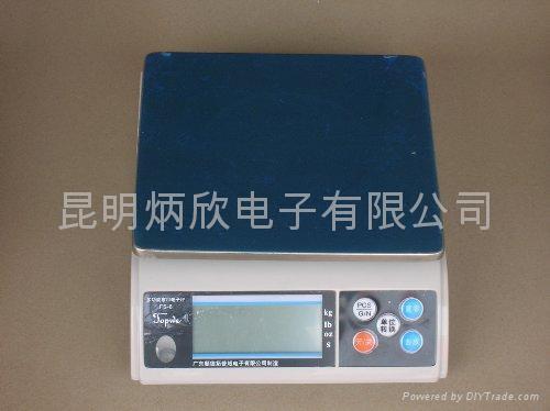 电子计重桌秤  2