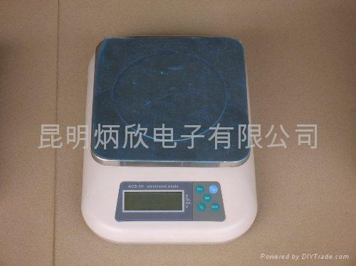 电子计重桌秤  3