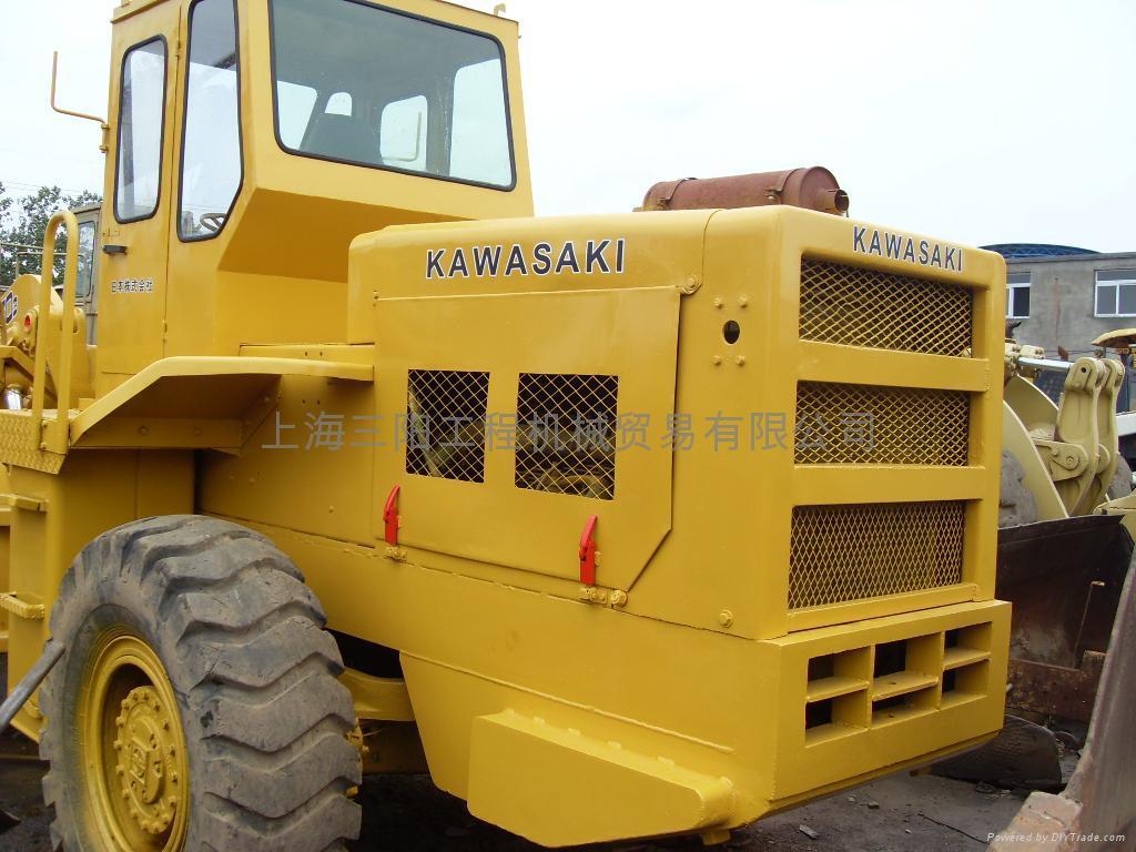 Kawasaki 70b 85z Loaders 85z 2 China Trading Company