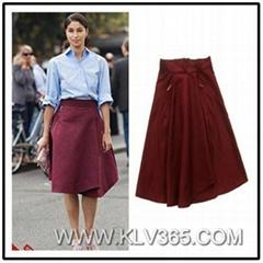 High Quality Women Designer  Clothing Fashion Dress Skirt  China Wholesale