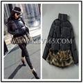 Wholesale Brand Fashion Women Winter Fox