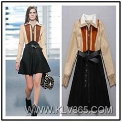Women Brand Fashion Cotton Dress China Wholesale