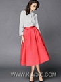 Latest Skirt Design Ladies Fashion Long Maxi Skirt Wholesale China Online
