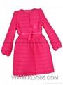 Wholesale Designer Women Fashion Long Winter Duck Down Coat