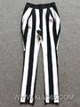 Women Pants Fashion Striped Long Harem Pants Wholesale 4