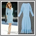 Wholesale  Long Sleeve Mermaid Dress