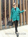 Designer Women Fashion Wool Cashmere Sweater Cardigan 4