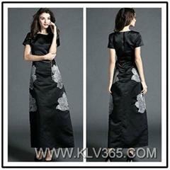 Wholesale Desinger Clothing Women Elegant Party Prom Dress