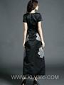 Wholesale Desinger Clothing Women Elegant Party Prom Dress 4