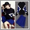 New Fashion Design Women Wool Sweater